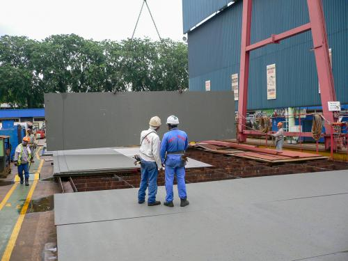 Keppel Structure Fabrication