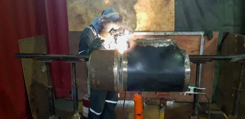 Metallic Pipe Fabrication